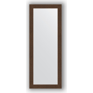 Зеркало в багетной раме поворотное Evoform Definite 56x146 см, мозаика античная медь 70 мм (BY 3113) зеркало evoform by 3195