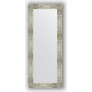 Зеркало в багетной раме поворотное Evoform Definite 60x150 см, алюминий 90 мм (BY 3122) зеркало evoform by 3312