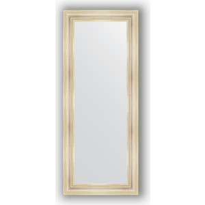 Зеркало в багетной раме поворотное Evoform Definite 62x152 см, травленое серебро 99 мм (BY 3124) корсет shou show shoushow 3124 2