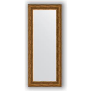 Зеркало в багетной раме поворотное Evoform Definite 62x152 см, травленая бронза 99 мм (BY 3125) зеркало в багетной раме поворотное evoform definite 62x152 см травленое серебро 99 мм by 3124