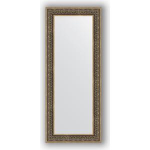 Зеркало в багетной раме поворотное Evoform Definite 63x153 см, вензель серебряный 101 мм (BY 3128) зеркало в багетной раме поворотное evoform definite 63x83 см вензель серебряный 101 мм by 3064