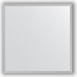 Зеркало в багетной раме Evoform Definite 56x56 см, хром 18 мм (BY 3129) n2o y615 7x16 5x114 3 d73 1 et40 bfp