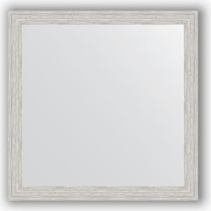Зеркало в багетной раме Evoform Definite 61x61 см, серебрянный дождь 46 мм (BY 3133)
