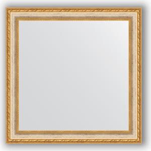 Зеркало в багетной раме Evoform Definite 65x65 см, версаль кракелюр 64 мм (BY 3141) зеркало в багетной раме evoform definite 75x75 см версаль кракелюр 64 мм by 3237