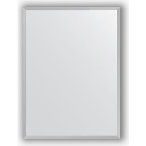 Зеркало в багетной раме поворотное Evoform Definite 56x76 см, хром 18 мм (BY 3161) зеркало в багетной раме поворотное evoform definite 56x76 см серебряный дождь 70 мм by 3048