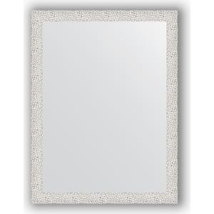 Зеркало в багетной раме поворотное Evoform Definite 61x81 см, чеканка белая 46 мм (BY 3162) adriatica 3162 1241qz