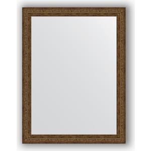 Зеркало в багетной раме поворотное Evoform Definite 64x84 см, виньетка состаренная бронза 56 мм (BY 3169) зеркало в багетной раме поворотное evoform definite 54x144 см травленое серебро 59 мм by 0718