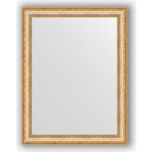 Зеркало в багетной раме поворотное Evoform Definite 65x85 см, версаль кракелюр 64 мм (BY 3173) зеркало в багетной раме evoform definite 75x75 см версаль кракелюр 64 мм by 3237