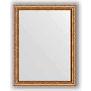 Зеркало в багетной раме поворотное Evoform Definite 65x85 см, версаль бронза 64 мм (BY 3175) зеркало в багетной раме поворотное evoform definite 55x75 см версаль кракелюр 64 мм by 3045
