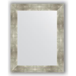 Зеркало в багетной раме поворотное Evoform Definite 70x90 см, алюминий 90 мм (BY 3186) зеркало с гравировкой evoform florentina 70x90 см by 5003
