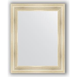 Зеркало в багетной раме поворотное Evoform Definite 72x92 см, травленое серебро 99 мм (BY 3188) evoform зеркало в багетной раме evoform 72x92 см 6322067 oy czrbo 6322067