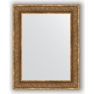 Зеркало в багетной раме поворотное Evoform Definite 73x93 см, вензель бронзовый 101 мм (BY 3191) зеркало в багетной раме поворотное evoform definite 63x83 см вензель бронзовый 101 мм by 3063