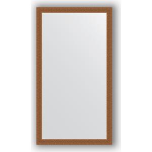 Зеркало в багетной раме поворотное Evoform Definite 61x111 см, мозаика медь 46 мм (BY 3195) зеркало в багетной раме поворотное evoform definite 71x151 см мозаика медь 46 мм by 3323