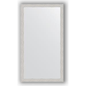 Зеркало в багетной раме поворотное Evoform Definite 61x111 см, серебрянный дождь 46 мм (BY 3197) зеркало в багетной раме поворотное evoform definite 61x111 см мозаика хром 46 мм by 3196