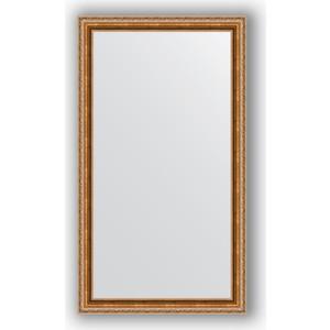 Зеркало в багетной раме поворотное Evoform Definite 65x115 см, версаль бронза 64 мм (BY 3207) зеркало в багетной раме поворотное evoform definite 55x75 см версаль кракелюр 64 мм by 3045