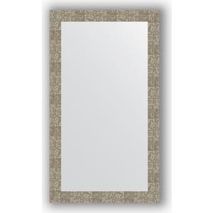Зеркало в багетной раме поворотное Evoform Definite 66x116 см, соты титан 70 мм (BY 3212) приманка cottus рипперы 5jjm 2 3212