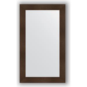 8ead368c0558 Зеркало в багетной раме поворотное Evoform Definite 70x120 см, бронзовая  лава 90 мм (BY