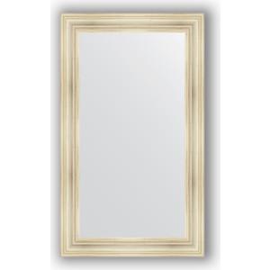 Зеркало в багетной раме поворотное Evoform Definite 72x122 см, травленое серебро 99 мм (BY 3220) зеркало в багетной раме поворотное evoform definite 74x154 см травленое серебро 59 мм by 0769