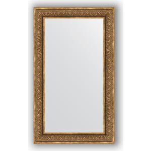 Зеркало в багетной раме поворотное Evoform Definite 73x123 см, вензель бронзовый 101 мм (BY 3223) lacy plus s2941602 3223 3225