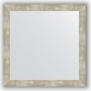 Фото - Зеркало в багетной раме Evoform Definite 74x74 см, алюминий 61 мм (BY 3236) боди детский luvable friends 60325 f бирюзовый р 55 61