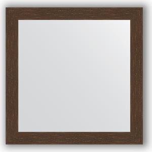 Зеркало в багетной раме Evoform Definite 76x76 см, мозаика античная медь 70 мм (BY 3241) зеркало в багетной раме поворотное evoform definite 56x76 см мозаика античная медь 70 мм by 3049