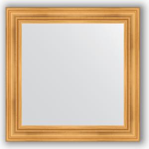 Зеркало в багетной раме Evoform Definite 82x82 см, травленое золото 99 мм (BY 3251) evoform definite 82x162 см травленое золото 99 мм by 3347