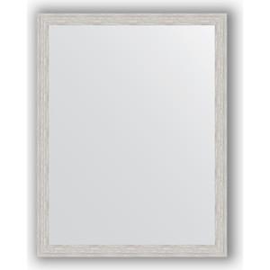 Зеркало в багетной раме поворотное Evoform Definite 71x91 см, серебрянный дождь 46 мм (BY 3261)