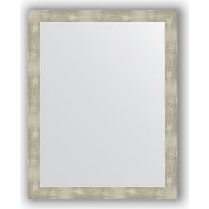 Фото - Зеркало в багетной раме поворотное Evoform Definite 74x94 см, алюминий 61 мм (BY 3268) боди детский luvable friends 60325 f бирюзовый р 55 61