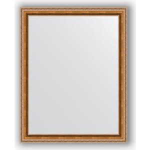 Зеркало в багетной раме поворотное Evoform Definite 75x95 см, версаль бронза 64 мм (BY 3271) evoform definite 55x145 см версаль серебро 64 мм by 3110
