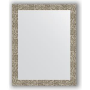 Зеркало в багетной раме поворотное Evoform Definite 76x96 см, соты титан 70 мм (BY 3276) стоимость