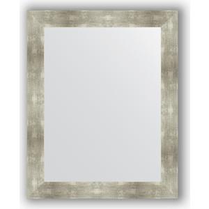 Зеркало в багетной раме поворотное Evoform Definite 80x100 см, алюминий 90 мм (BY 3282) зеркало evoform by 3312