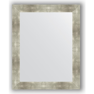 Зеркало в багетной раме поворотное Evoform Definite 80x100 см, алюминий 90 мм (BY 3282) evoform зеркало evoform 80x60 см oujz5xt 6321584