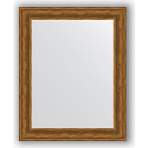 Зеркало в багетной раме поворотное Evoform Definite 82x102 см, травленая бронза 99 мм (BY 3285)