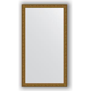 Зеркало в багетной раме поворотное Evoform Definite 74x134 см, виньетка состаренное золото 56 мм (BY 3295) зеркало в багетной раме поворотное evoform definite 54x144 см травленое серебро 59 мм by 0718