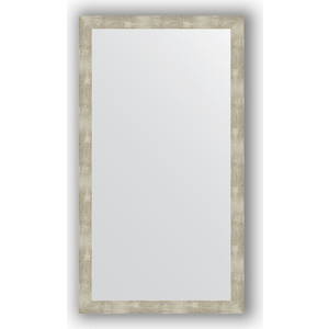 Фото - Зеркало в багетной раме поворотное Evoform Definite 74x134 см, алюминий 61 мм (BY 3300) боди детский luvable friends 60325 f бирюзовый р 55 61