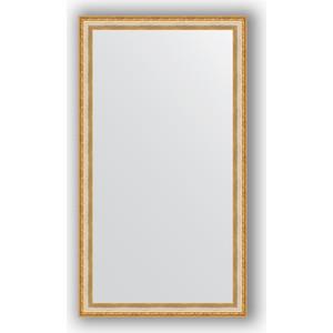 Зеркало в багетной раме поворотное Evoform Definite 75x135 см, версаль кракелюр 64 мм (BY 3301) evoform definite 55x145 см версаль серебро 64 мм by 3110