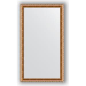 Зеркало в багетной раме поворотное Evoform Definite 75x135 см, версаль бронза 64 мм (BY 3303) зеркало в багетной раме поворотное evoform definite 55x75 см версаль кракелюр 64 мм by 3045