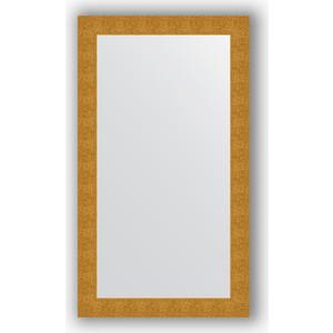 Зеркало в багетной раме поворотное Evoform Definite 80x140 см, чеканка золотая 90 мм (BY 3310) зеркало в багетной раме поворотное evoform definite 70x90 см чеканка золотая 90 мм by 3182