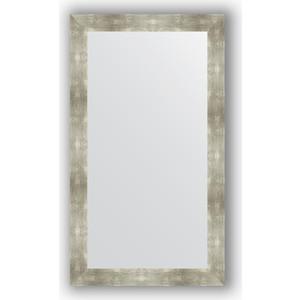 Зеркало в багетной раме поворотное Evoform Definite 80x140 см, алюминий 90 мм (BY 3314) зеркало evoform by 1180