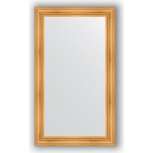 Зеркало в багетной раме Evoform Definite 82x142 см, травленое золото 99 мм (BY 3315) evoform definite 82x162 см травленое золото 99 мм by 3347