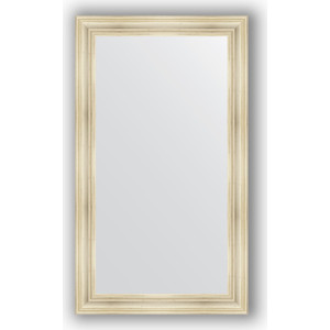 Зеркало в багетной раме поворотное Evoform Definite 82x142 см, травленое серебро 99 мм (BY 3316) зеркало в багетной раме поворотное evoform definite 74x154 см травленое серебро 59 мм by 0769