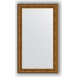 Зеркало в багетной раме поворотное Evoform Definite 82x142 см, травленая бронза 99 мм (BY 3317) зеркало в багетной раме поворотное evoform definite 82x142 см травленое серебро 99 мм by 3316