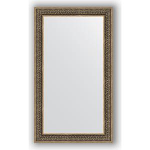 Зеркало в багетной раме поворотное Evoform Definite 83x143 см, вензель серебряный 101 мм (BY 3320) зеркало в багетной раме поворотное evoform definite 63x83 см вензель серебряный 101 мм by 3064