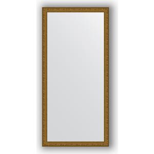 Зеркало в багетной раме поворотное Evoform Definite 74x154 см, виньетка состаренное золото 56 мм (BY 3327)