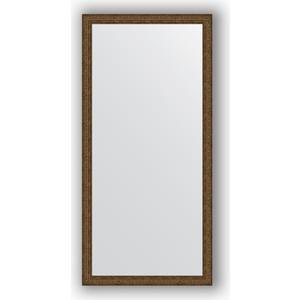 Зеркало в багетной раме поворотное Evoform Definite 74x154 см, виньетка состаренная бронза 56 мм (BY 3329)