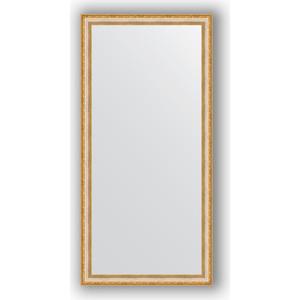 Зеркало в багетной раме поворотное Evoform Definite 75x155 см, версаль кракелюр 64 мм (BY 3333) зеркало в багетной раме evoform definite 75x75 см версаль кракелюр 64 мм by 3237