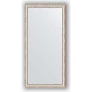 Зеркало в багетной раме поворотное Evoform Definite 75x155 см, версаль серебро 64 мм (BY 3334) evoform definite 55x145 см версаль серебро 64 мм by 3110