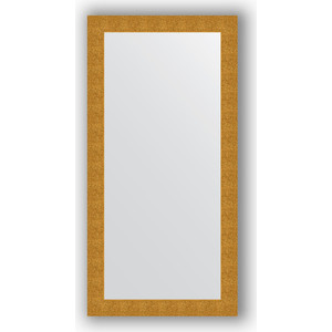 Зеркало в багетной раме поворотное Evoform Definite 80x160 см, чеканка золотая 90 мм (BY 3342)