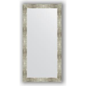 Зеркало в багетной раме поворотное Evoform Definite 80x160 см, алюминий 90 мм (BY 3346) зеркало evoform by 3372