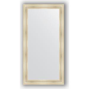 Зеркало в багетной раме Evoform Definite 82x162 см, травленое серебро 99 мм (BY 3348) evoform definite 82x162 см травленое золото 99 мм by 3347